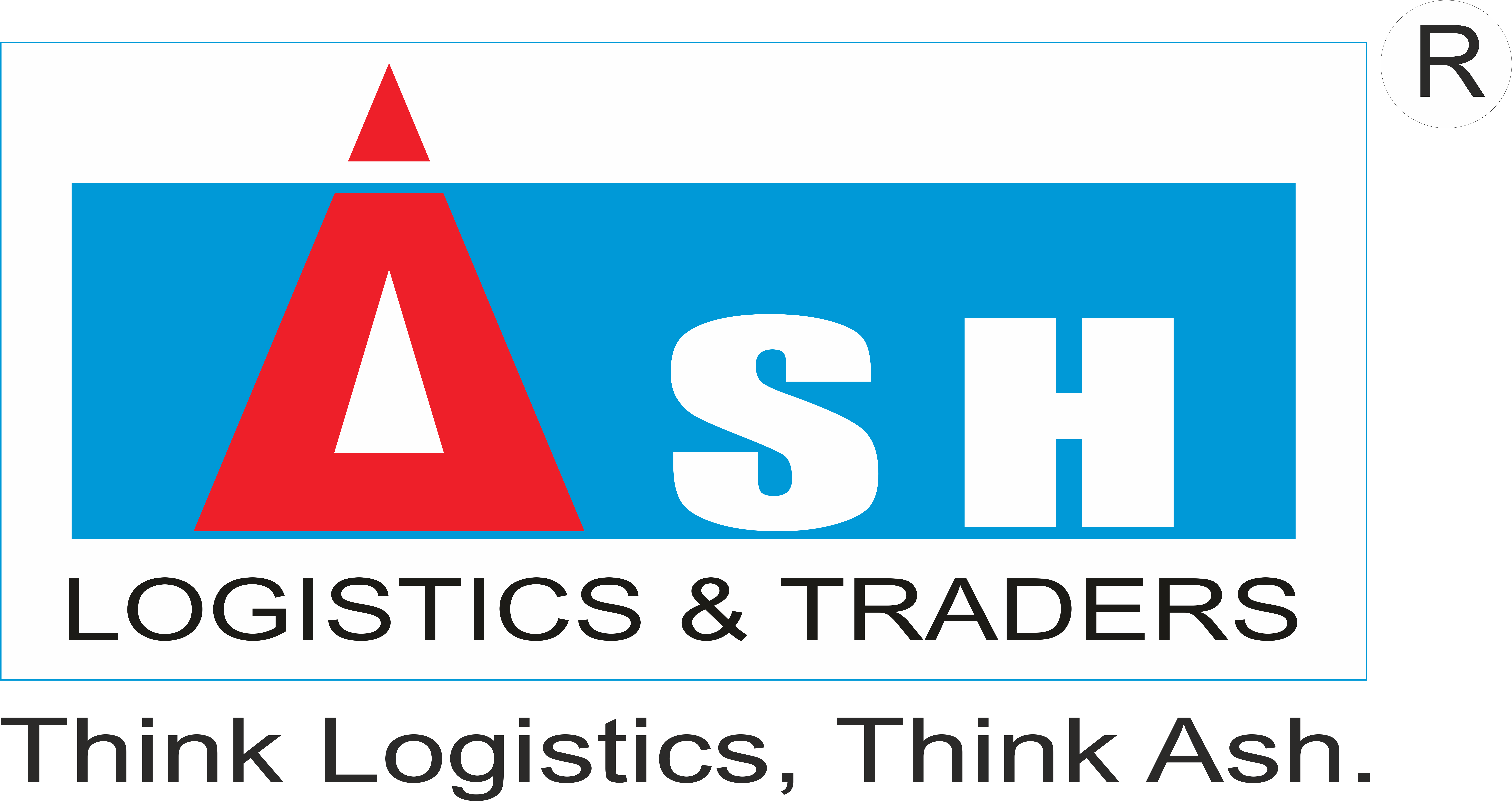 Ash Logistics and Traders Logo