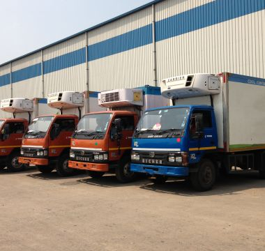 Cold Chain Transportation, Ash Logistics, Abhi Group of Companies
