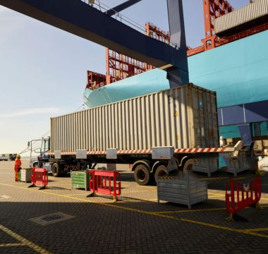Containerised Transportation, Ash Logistics, Abhi Group of Companies
